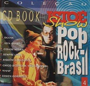 Various - Cd Book Isto é - Pop Rock Brasil - Volume 4. (Digipack)