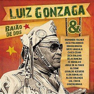 CD - Luiz Gonzaga – Baião de Dois (Lacrado)
