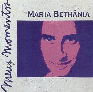 CD - Maria Bethânia – Meus Momentos