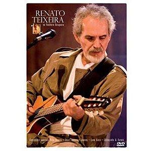 DVD - Renato Teixeira No Auditório Ibirapuera
