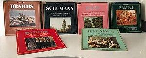 Coleção: Mestres da Música. ( 63 lps )