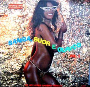 Samba Livre – Samba, Suor E Ouriço Vol. 5 (Os Melhores Sambas Enredos)