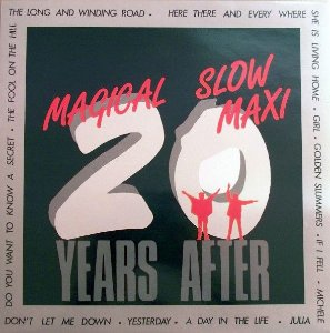 LP - 20 Years After ‎– Magical Slow