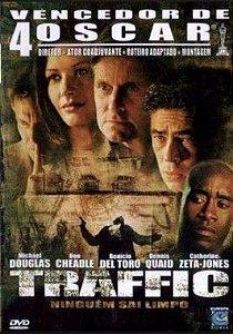 DVD - Traffic - Ninguém Sai Limpo (DVD Simples)