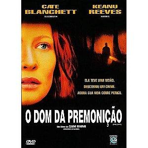 DVD - O DOM DA PREMONIÇÃO