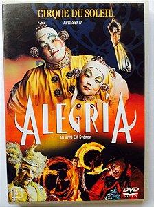 Cirque du Soleil: Alegria - Lacrado