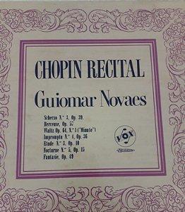 Guiomar Novaes – A Chopin Recital