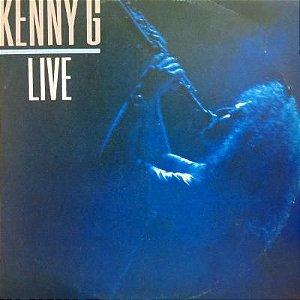 LP - Kenny G – Live (Vinil duplo)