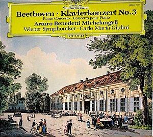Beethoven - Klavierkonzert No.3 - Piano Concerto . Concerto pour Piano - Arturo Benedetti Michelangeli, Wiener Symphoniker . Carlo Maria Giulini