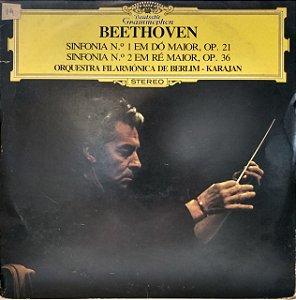 Beethoven - Herbert von Karajan · Berlin Philharmonic – Sinfonias 1 & 2