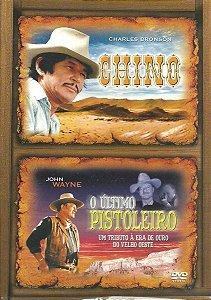 DVD - CHINO / O ÚLTIMO PISTOLEIRO