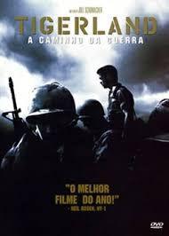 DVD - TIGERLAND - A CAMINHO DA GUERRA