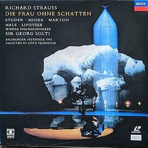 LD - Richard Strauss - Wiener Philharmoniker, Georg Solti – Die Frau ohne Schatten (1992 Salzburger Festspiele)