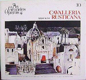 Mascagni, Ferraris, Orchestra E Coro Dell'Opera Stabile Del Viotti – Cavalleria Rusticana