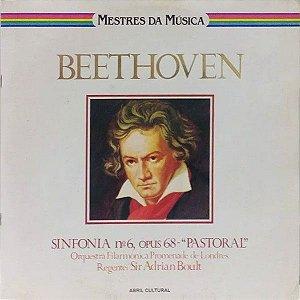 """Beethoven – Sinfonia N° 6, Opus 68 """"Pastoral"""""""