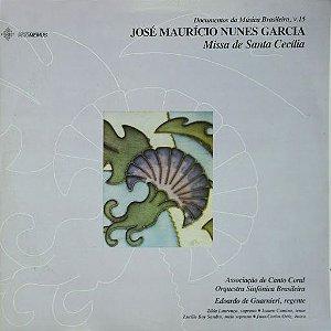 LP - José Mauricio Nunes Garcia – Missa de Santa Cecília