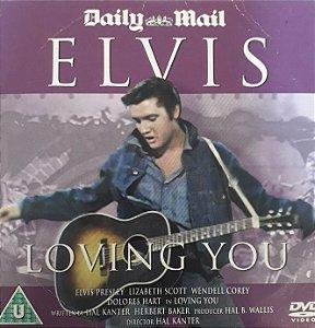 DVD - Elvis - Loving You