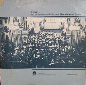 Concerto em homenagem ao Padre José Maurício Nunes Garcia