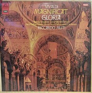LP - Vivaldi, Riccardo Muti, Teresa Berganza, Lucia Valentini Terrani, New Philharmonia Chorus, New Philharmonia Orchestra – Magnificat - Gloria