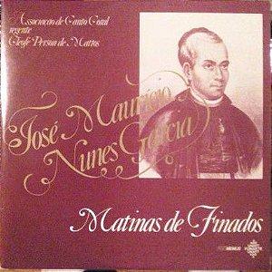 Associação De Canto Coral, Cleofe Person De Mattos - José Maurício Nunes Garcia* – Matinas De Finados