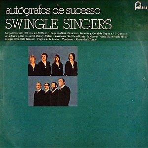 LP - Swingle Singers* – Autógrafos De Sucesso
