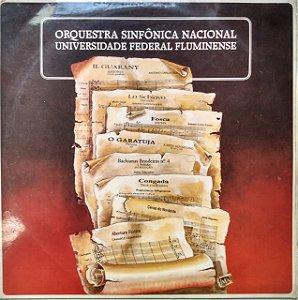 Orquestra Sinfônica Nacional & Universidade Federal Fluminense