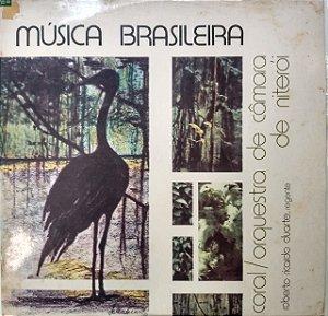 Orquestra De Câmara De Niterói, Coral De Câmara De Niterói – Música Brasileira