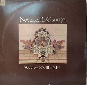LP - Orquestra Ribeiro Bastos, José Maria Neves – Novena Do Carmo Séculos XVIII E XIX