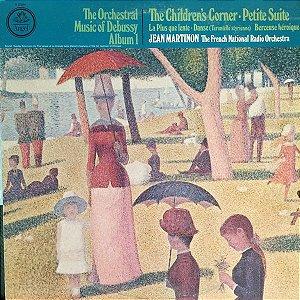 LP - The Children's Corner - Petite Suite - La Plus Que Lente - Danse (Tarantelle Styrienne) - Berceuse Héroique