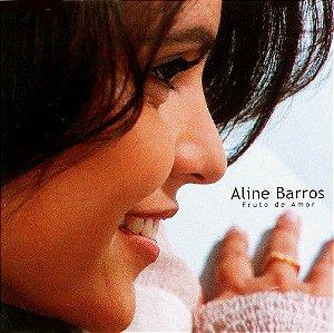 CD - Aline Barros – Fruto De Amor (Digipack)