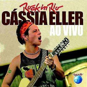 CD - Cássia Eller – Rock in Rio Ao Vivo