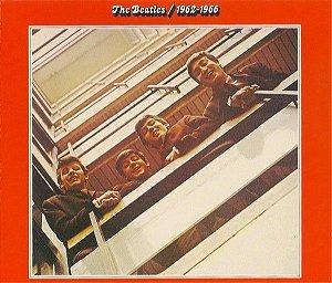 The Beatles – 1962-1966 ( CD DUPLO )
