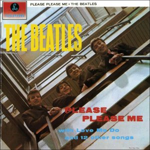CD - The Beatles ‎– Please Please Me