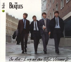 CD - The Beatles ‎– On Air - Live At The BBC Volume 2 (Digipack)