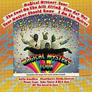 CD - The Beatles – Magical Mystery Tour - USA