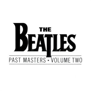 CD - The Beatles - Past Masters - Volume Two - USA