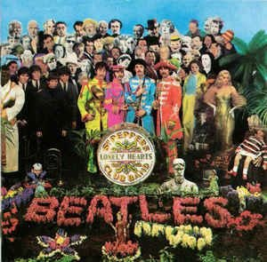 CD - The Beatles - Sgt. Pepper's Lonely Hearts Club Band -IMP : US