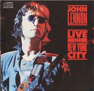CD - John Lennon – Live In New York City - IMP UK