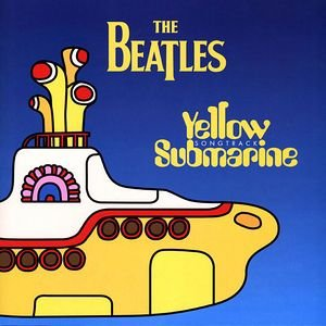 CD - The Beatles ‎– Yellow Submarine Songtrack - Argentina