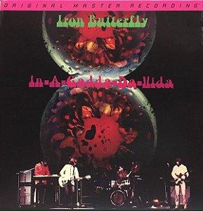 CD - Iron Butterfly – In-A-Gadda-Da-Vida IMP. USA