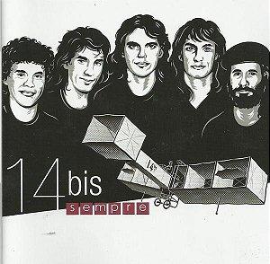 CD - 14 Bis (Coleção Sempre)