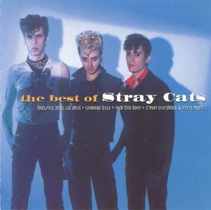 CD - Stray Cats ‎– The Best Of