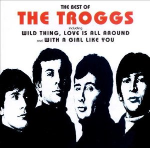 CD - The Troggs ‎– The Best Of The Troggs - IMP