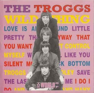 CD - The Troggs ‎– The World Of The Troggs - IMP