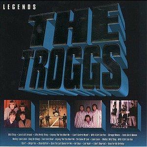 CD - The Troggs – Legends - IMP