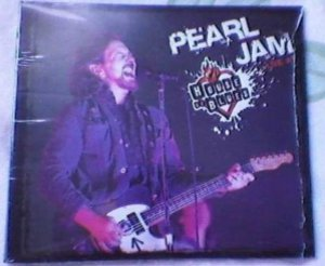CD - Pearl Jam ‎– Live At House Of Blues (Digipack)