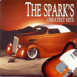 CD - The Spark's ‎– The Spark's Greatest Hits