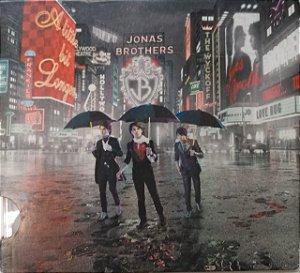 CD - Jonas Brothers – A Little Bit Longer (DIGIPACK)