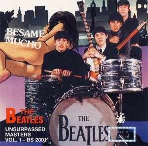 CD -The Beatles ‎– Unsurpassed Masters Vol. 1 Japan
