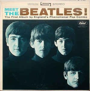 CD - The Beatles ‎– Meet The Beatles!